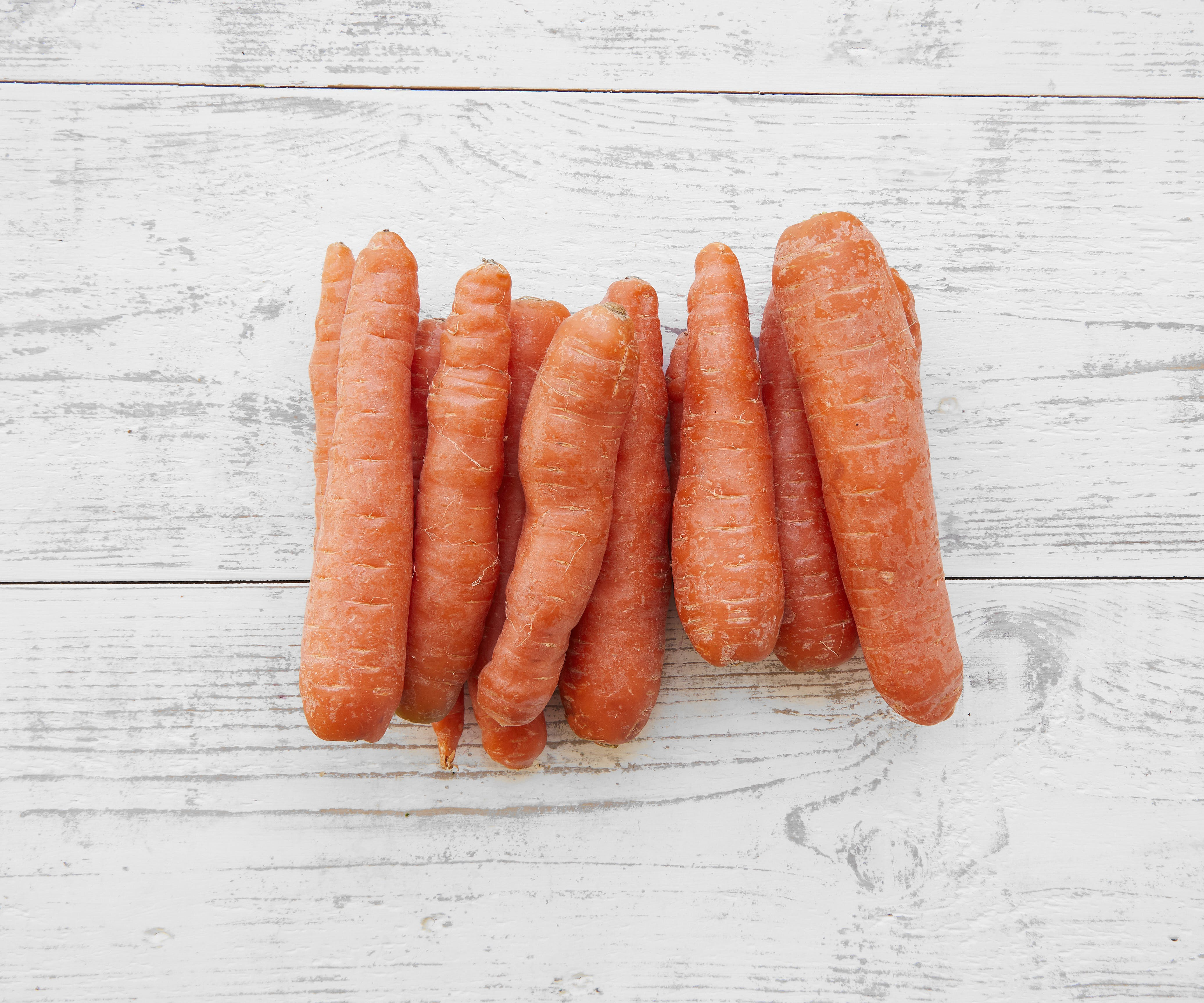 Organic Carrots (Washed)