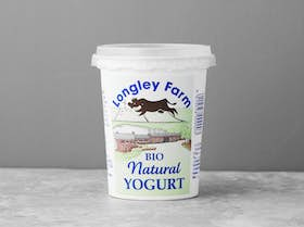 Bio Natural Yoghurt (Fat Free)