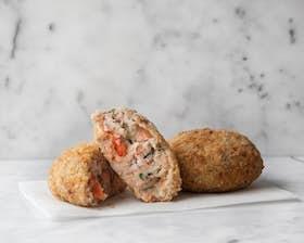 Lobster & Salmon Fishcakes