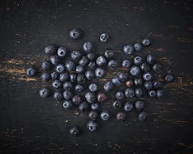 Bilberries (Wild Blueberries)