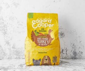 Organic Turkey & Chicken Dry Food for Dogs
