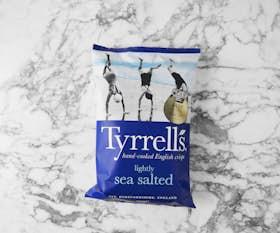 Lightly Sea Salted Crisps