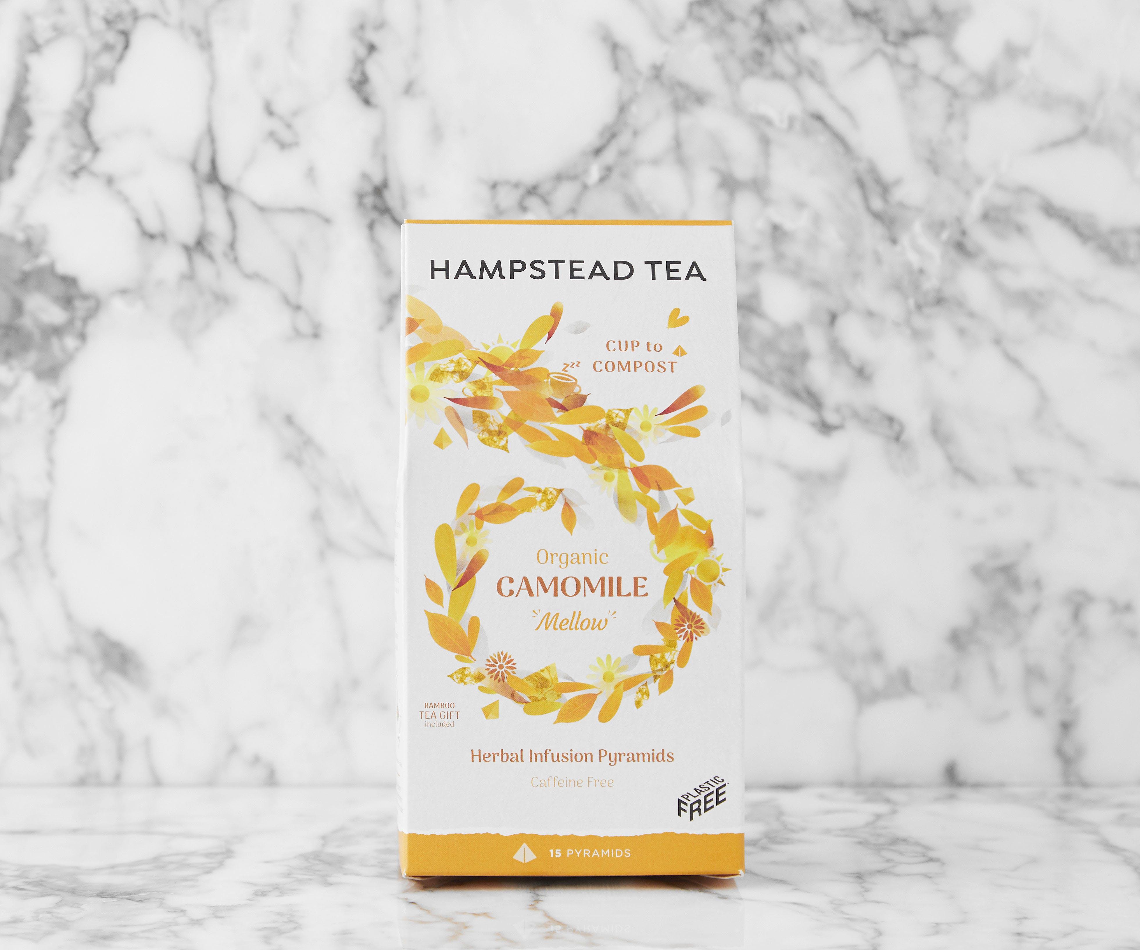Organic Camomile Tea