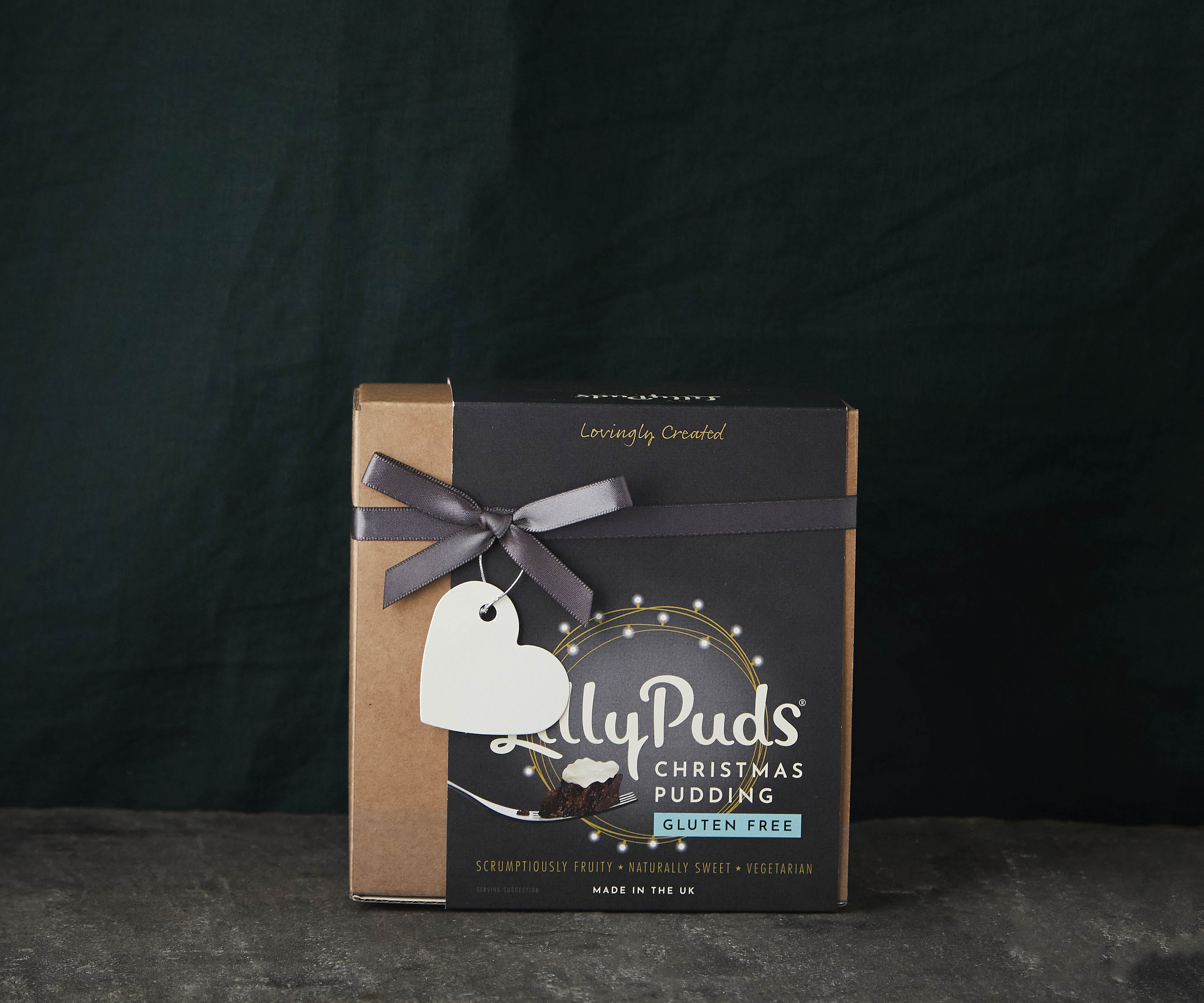 Gluten Free Traditional Christmas Pudding