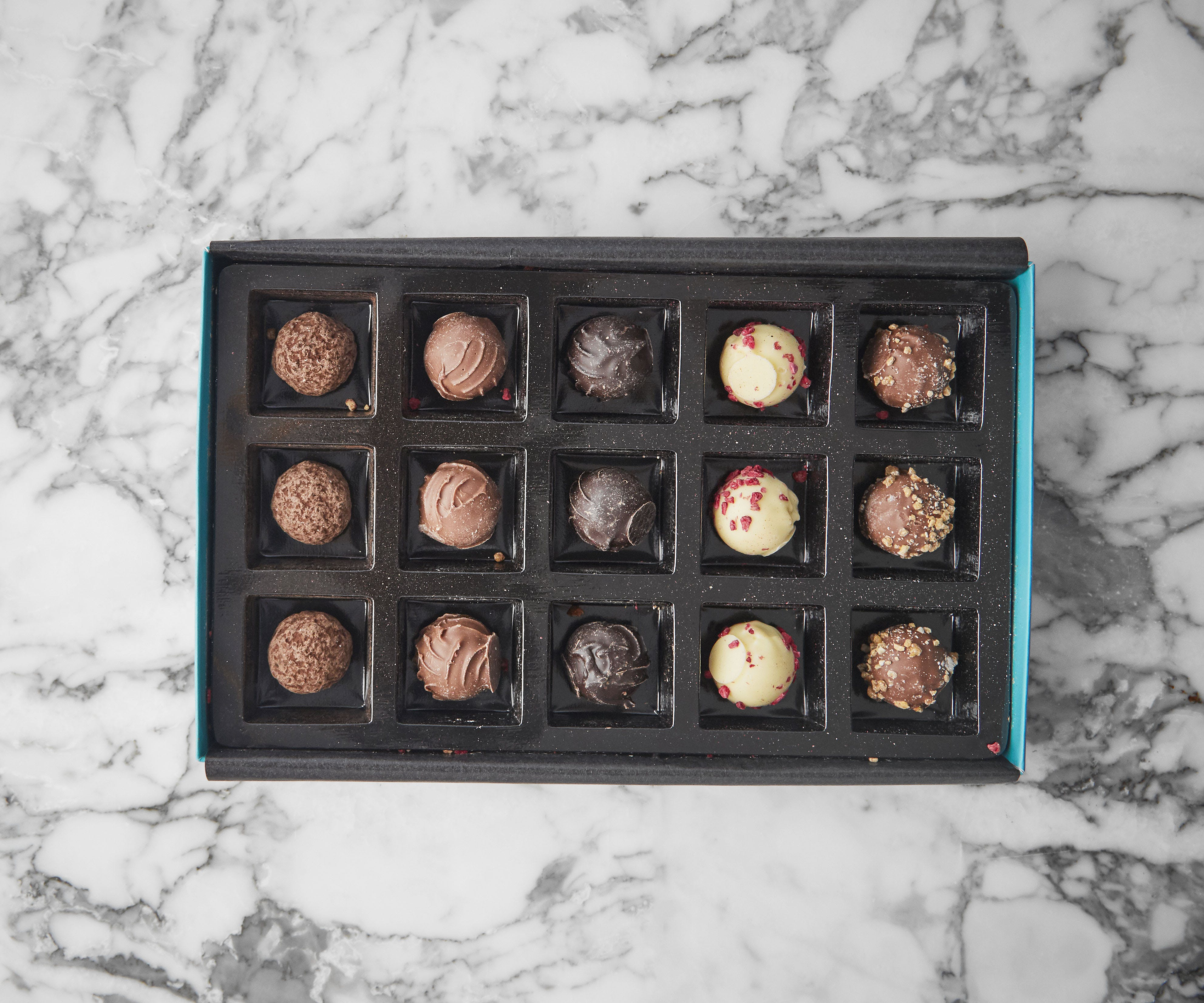 15 Assorted Truffles Gift Box