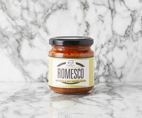 Brindisa Romesco (Almond & Pepper Sauce)