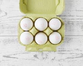 Pasture Raised Bath White Eggs (Mixed)