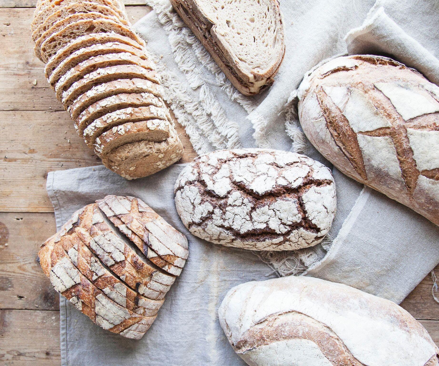 Lucky Dip Bread