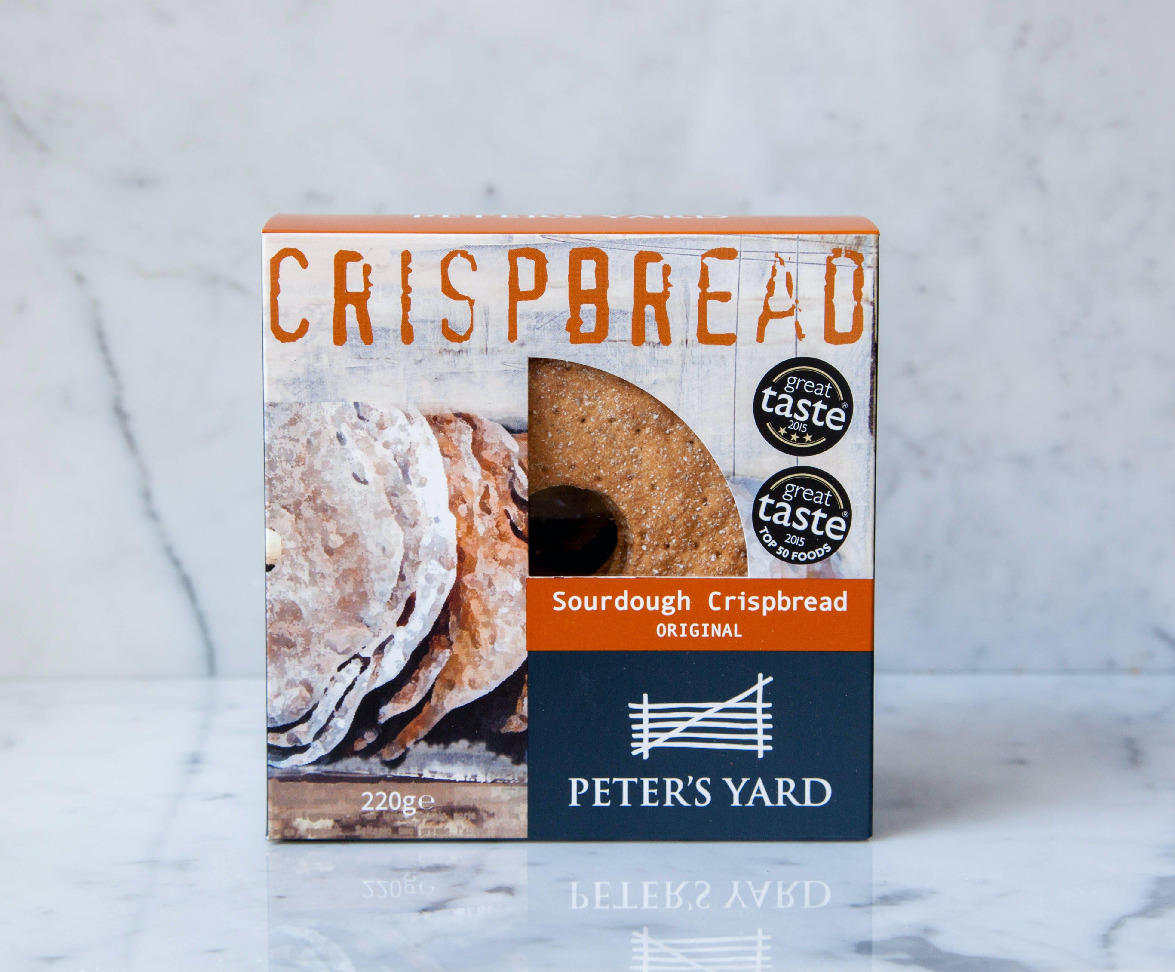 Artisan Crispbread Original Medium with Hole