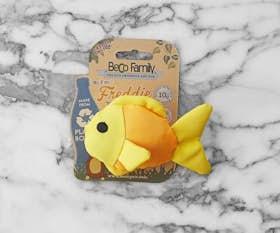 Fish Catnip Toy