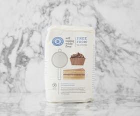 Organic Gluten-Free Self Raising White Flour