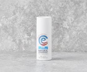 Plastic Free Natural Deodorant Stick - Unscented