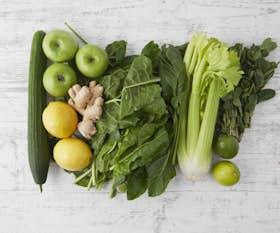 Organic Green Juicing Bundle