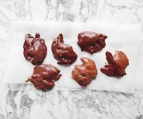 81 Day Fosse Chicken Livers