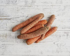 Organic Carrots - Unwashed