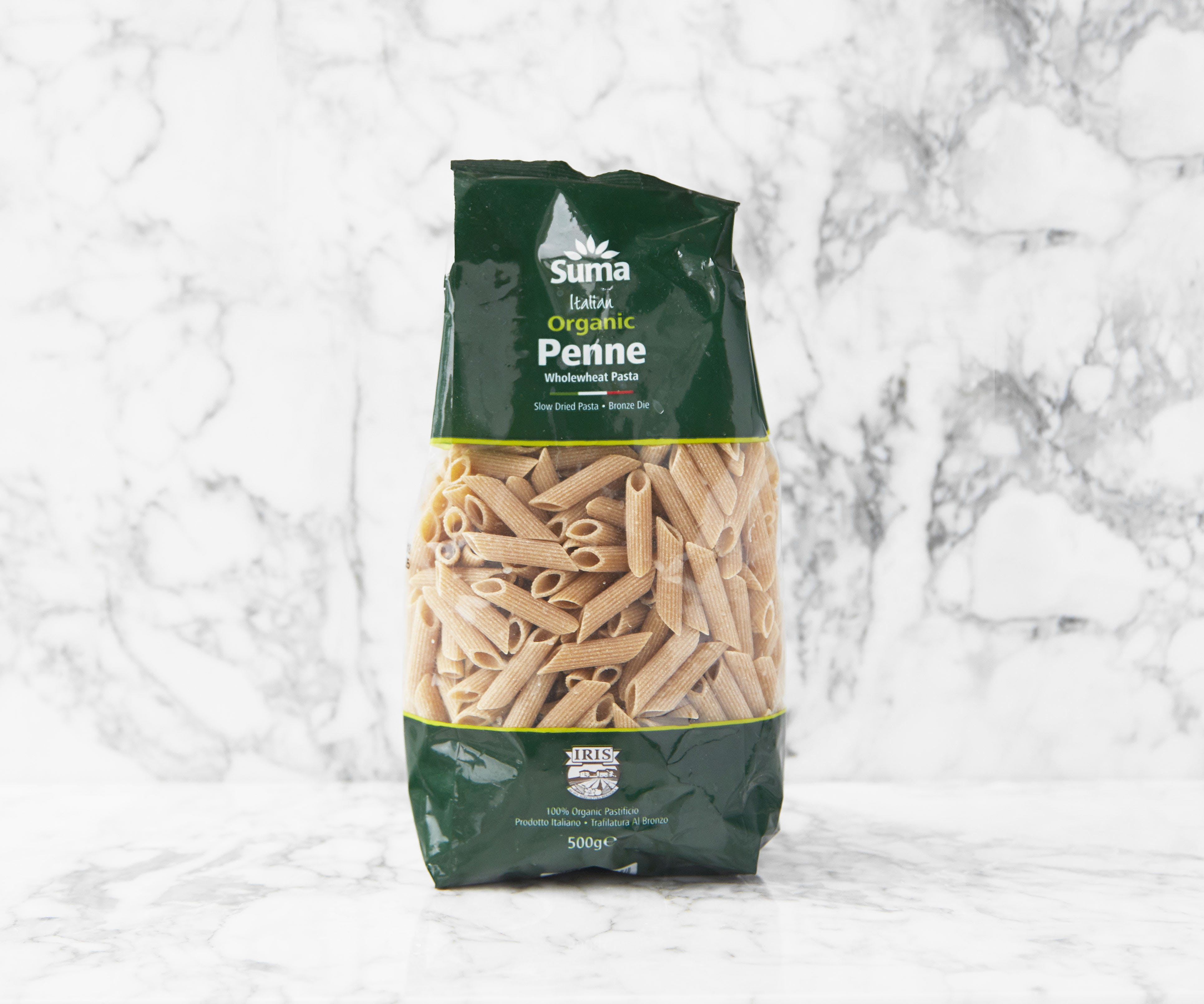 Organic Wholewheat Penne