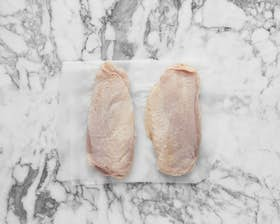 Pasture Raised Chicken Breast (Skin On)