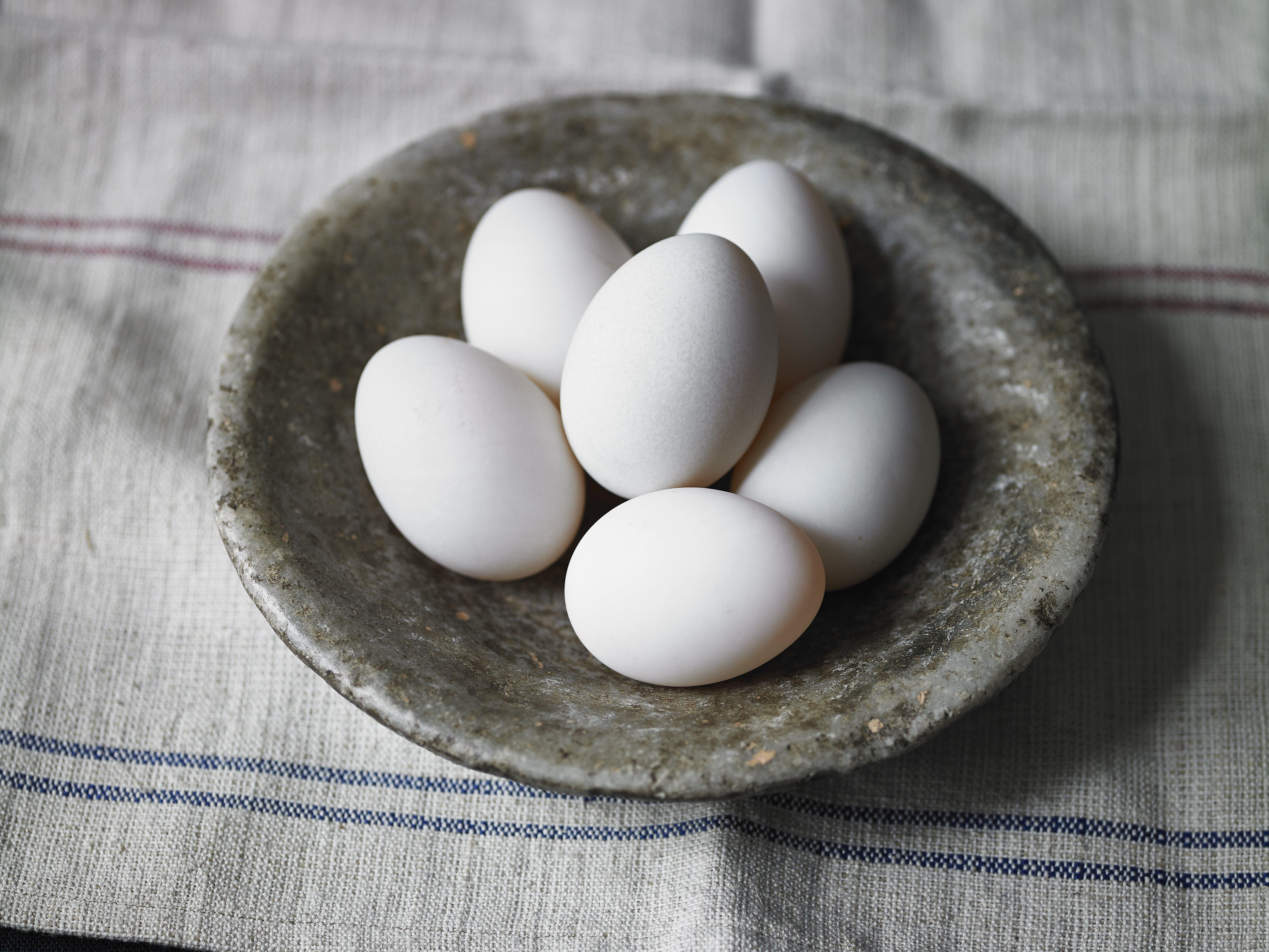 Free Range Duck Eggs