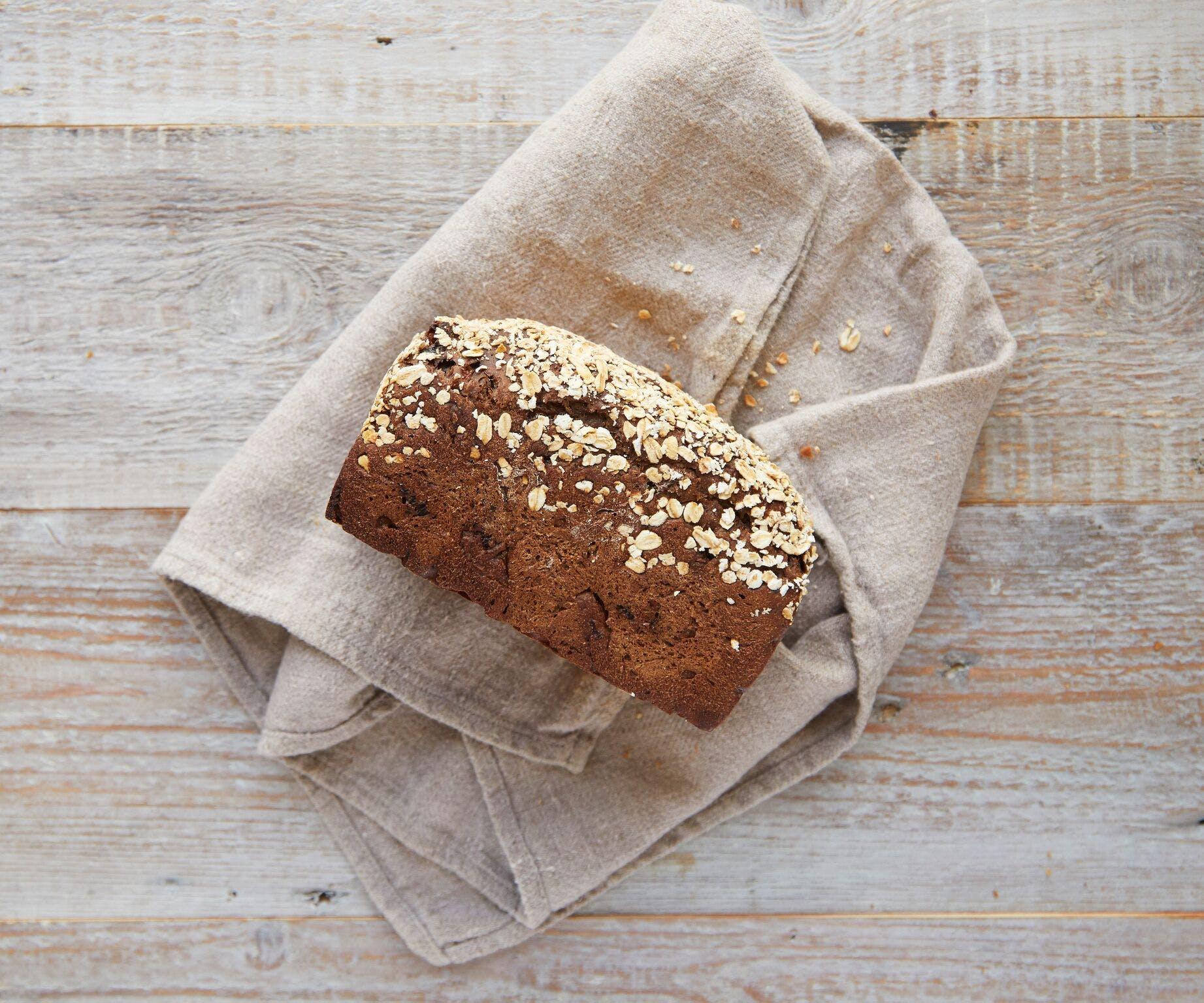 Fruity Rye Bread
