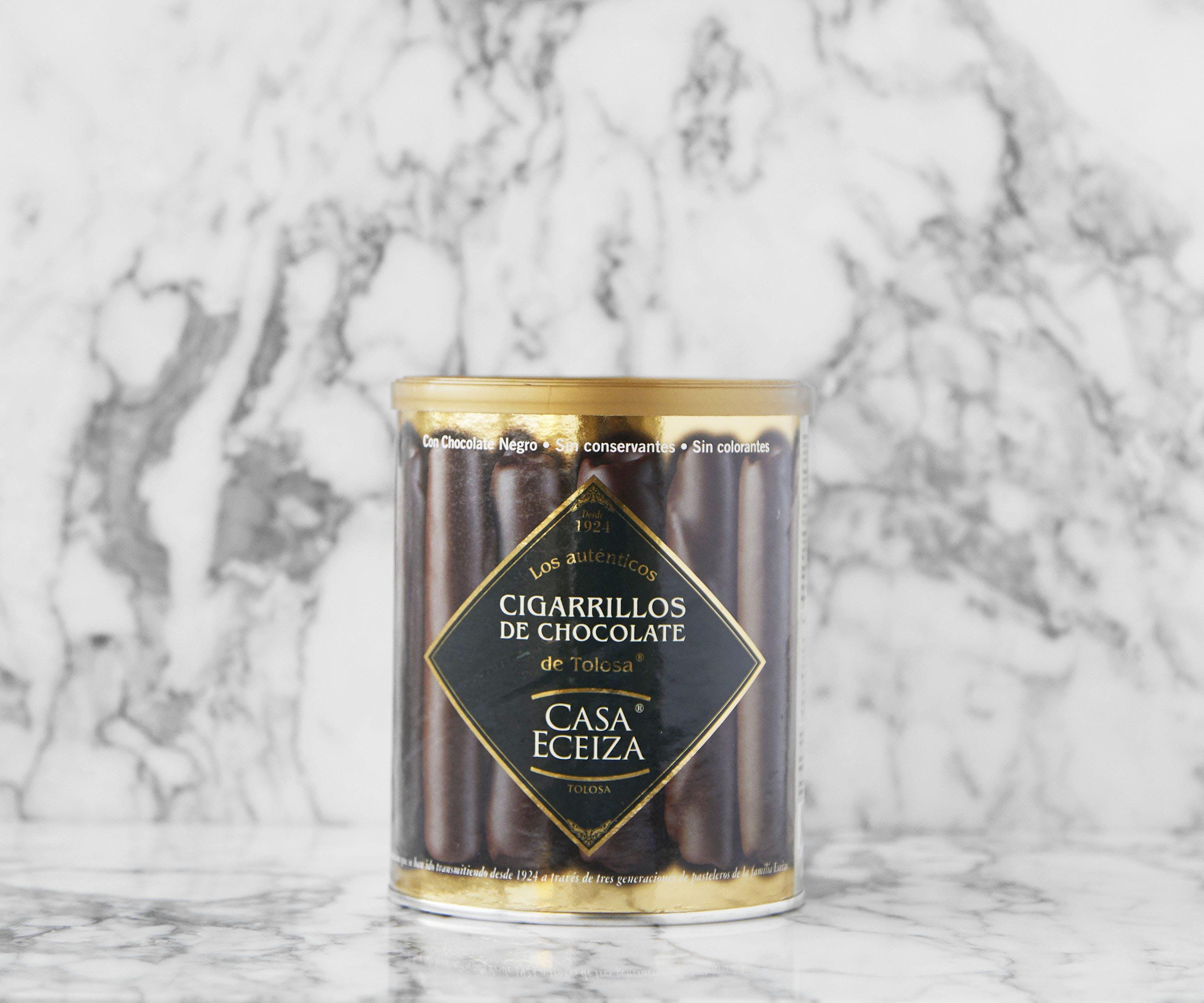 Casa Eceiza Chocolate Cigarrillo Biscuits