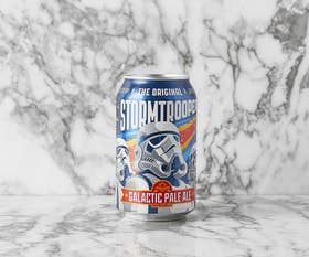 Stormtrooper Galactic Pale Ale Can