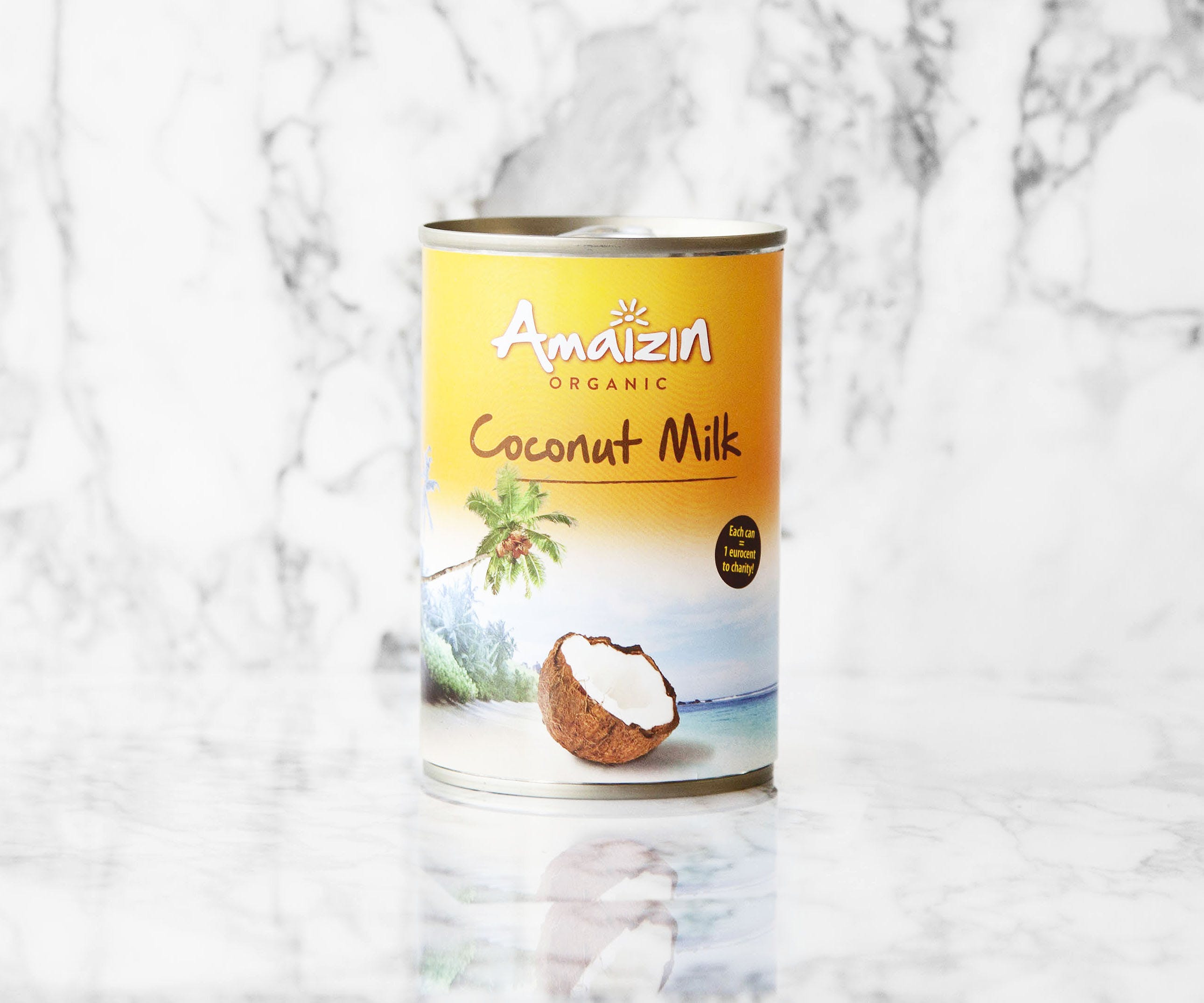 Amaizin Organic Rich Coconut Milk