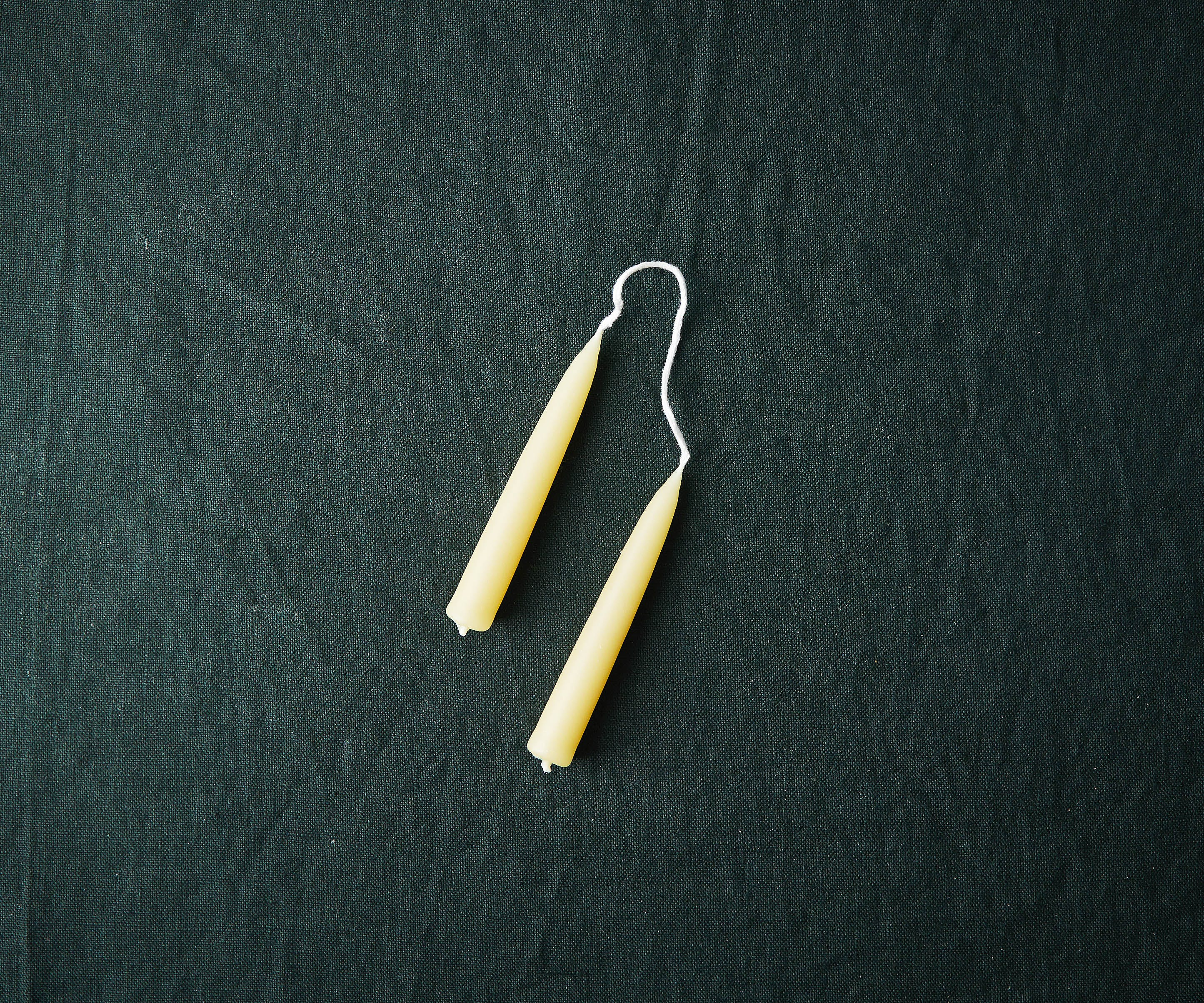 Beeswax Tree Chime Candles - Moorlands