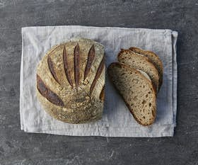 Organic Stoneground Flour Sourdough (Pagnotta)
