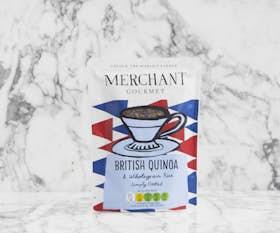 British Quinoa & Wholegrain Rice - Cooked