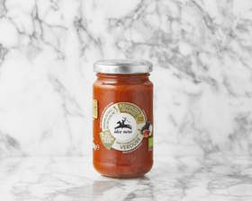 Organic Tomato & Vegetable Sauce