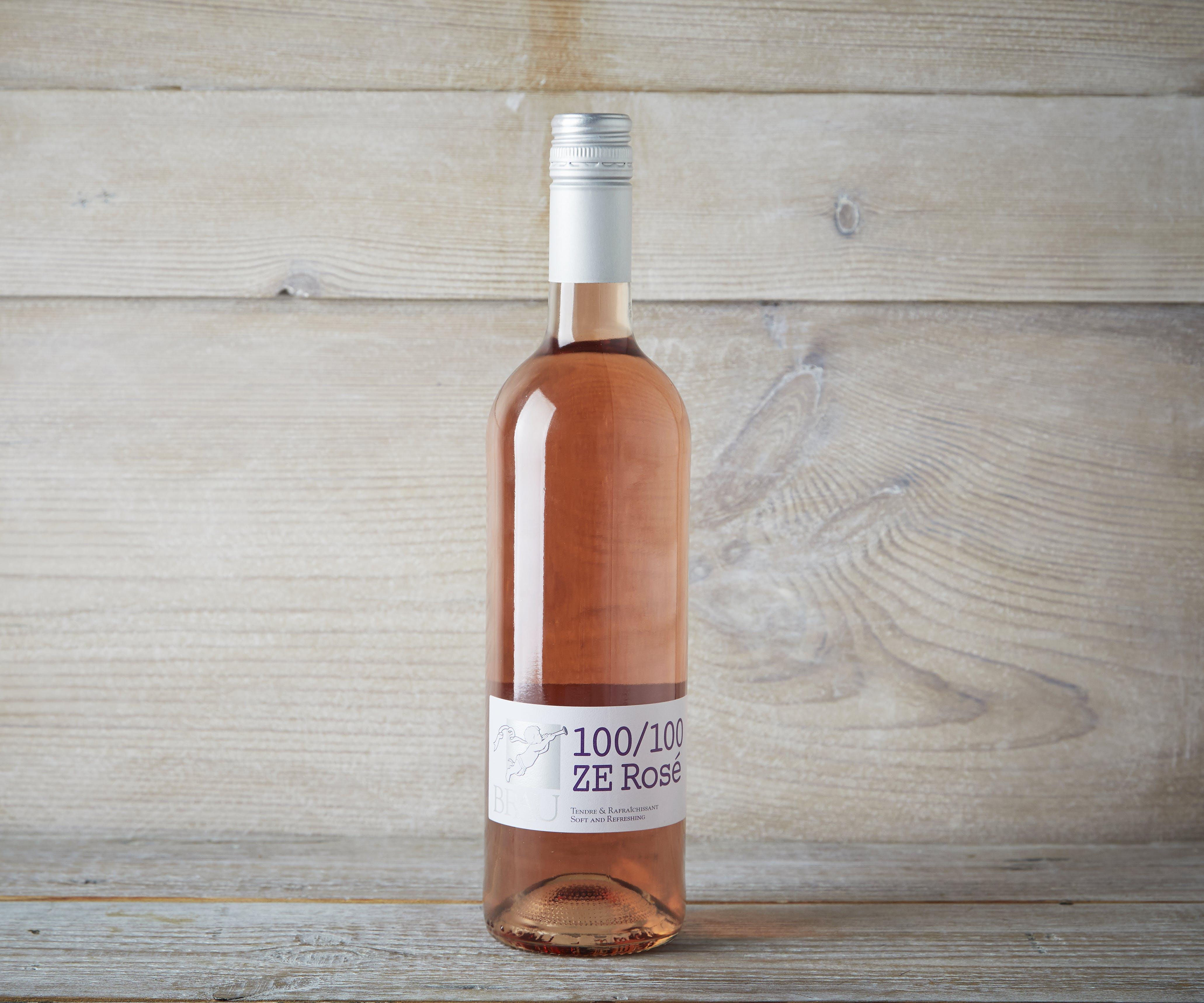 Rosé - Merlot, Cabernet Sauvignon & Cinsault