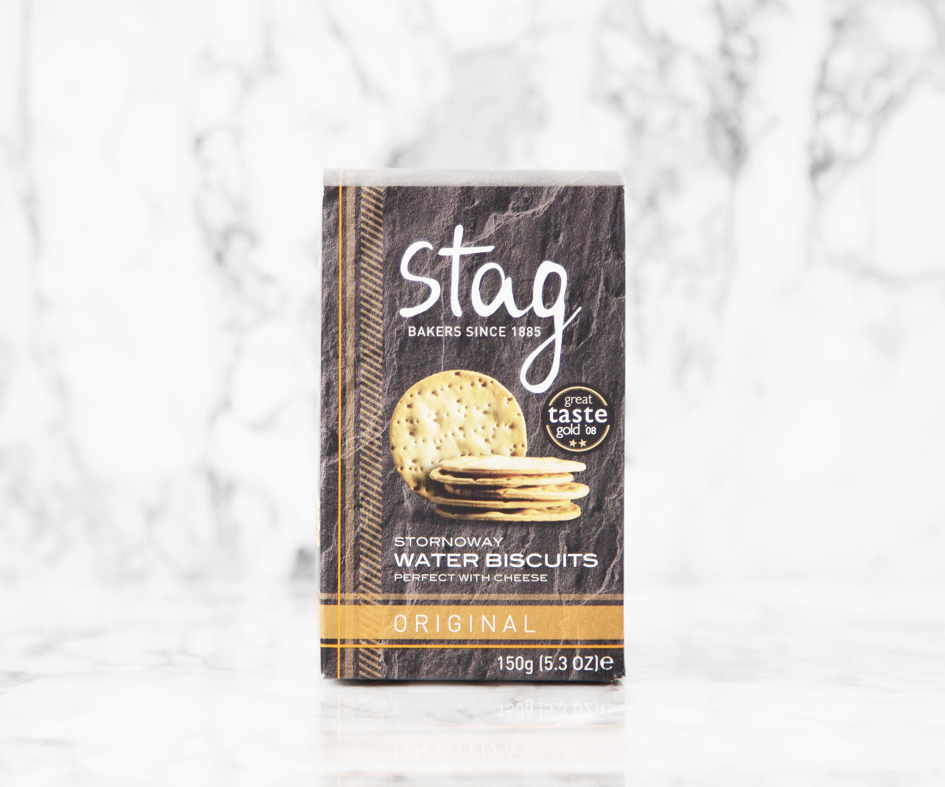 Stag's Stornoway Water Biscuits