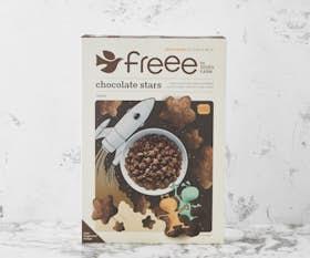 Organic Chocolate Stars